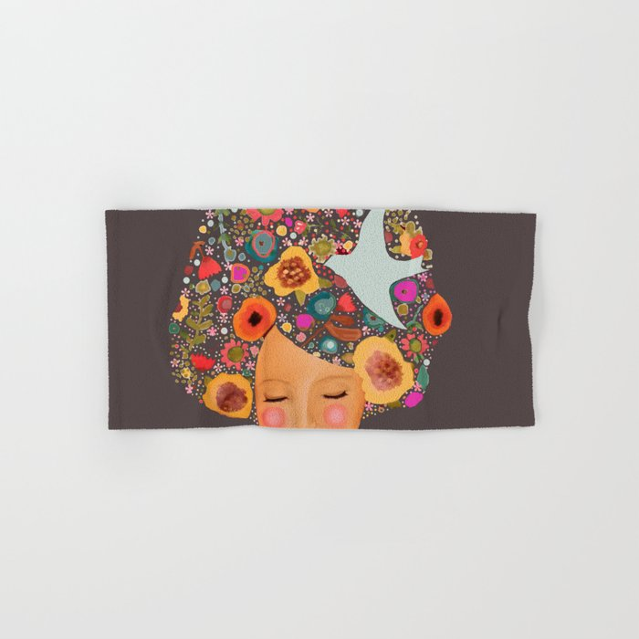 annabelle Hand & Bath Towel