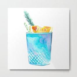 Cocktail no 1 Metal Print