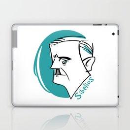 Jean Sibelius #4 Laptop & iPad Skin
