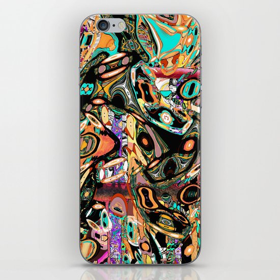 Extended  iPhone & iPod Skin