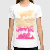 gradient T-shirts featuring Pastel Gradient by Jenna Davis Designs