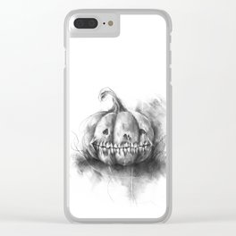 The Unnatural Gourd Clear iPhone Case