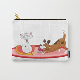 Making Amends (Happy Valentine's Day!) Carry-All Pouch