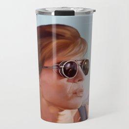 Sarah Connor Travel Mug