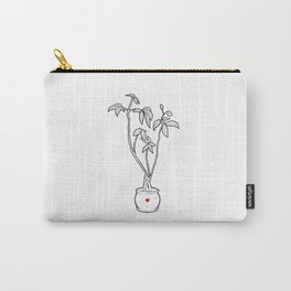 Little House Plant Carry-All Pouch