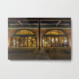 Art Studios. Metal Print