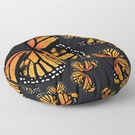 Monarch Butterflies | Monarch Butterfly | Vintage Butterflies | Butterfly Patterns | Floor Pillow