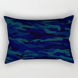 camuflaje 3 Rectangular Pillow