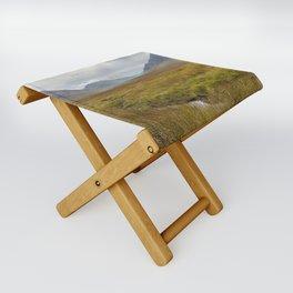 Glencoe, Scottish Highlands Folding Stool