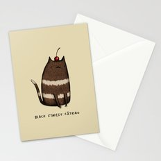 Black Forest Câteau Stationery Cards