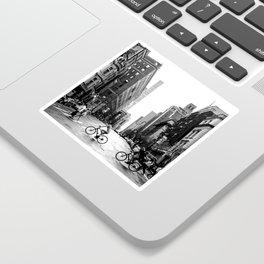 New York City Streets Sticker