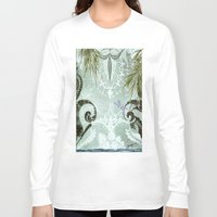 tiffany Long Sleeve T-shirts featuring tiffany lake by Ariadne