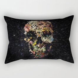 Smyrna Skull Rectangular Pillow