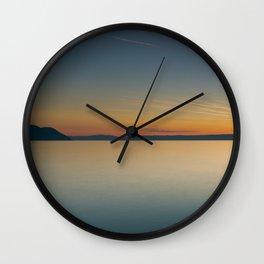 Chillon Panorama Wall Clock