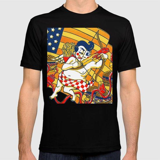 Fast Food America T-shirt