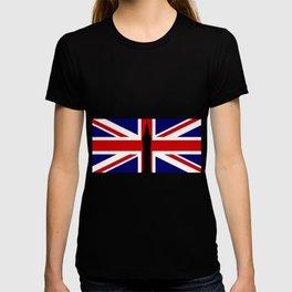 Union Flag Big Ben T-shirt