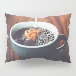 Dreams In My Coffee Pillow Sham