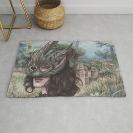 The Huntress Rug