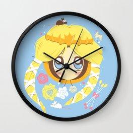 Park Princess Wall Clock