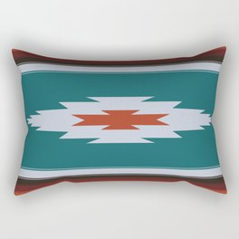 Baja Blanket Rectangular Pillow