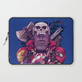 Wild Thanos Laptop Sleeve