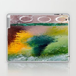 FALL ABSTRACT Laptop & iPad Skin
