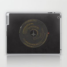 I'll Tell You A Riddle Laptop & iPad Skin