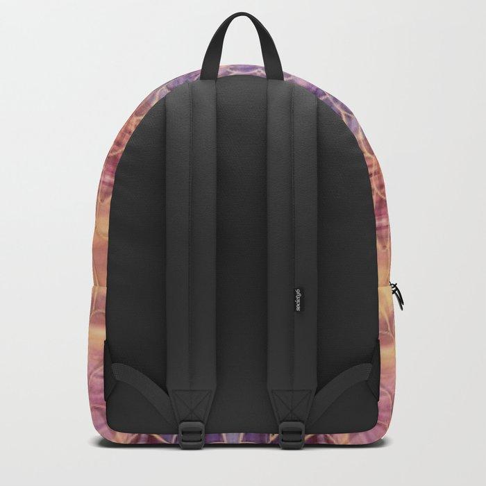 Webbed Sunset Backpack