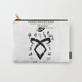 ShadownhuntersRune with Runes Carry-All Pouch