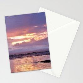 Misty Sunset Stationery Cards