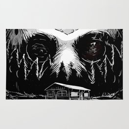 Friday the 13th (Variant) Rug