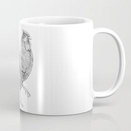 Wyandotte Rooster Coffee Mug