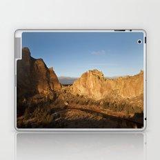Smith Rock Sunrise II Laptop & iPad Skin