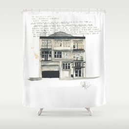 78 Wakefield Shower Curtain