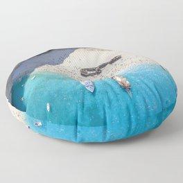 Shipwrecked Floor Pillow