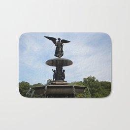 Bethesda Fountain Bath Mat