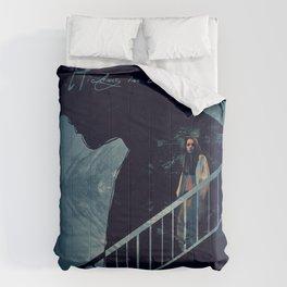 Hiding in the Open Comforters