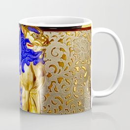 Gorudenraion, golden lion Coffee Mug
