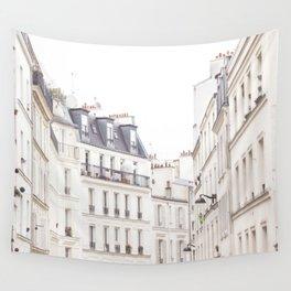 Slightly Paris Wall Tapestry