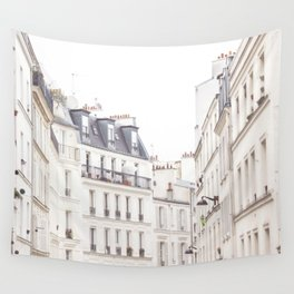 Slightly Paris Wall Tapestry