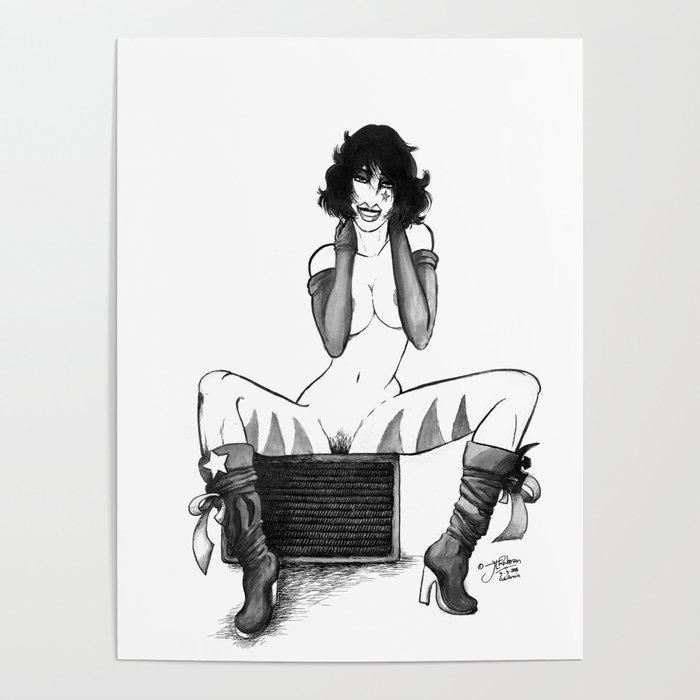 VLADRUSHKA: The Box Poster