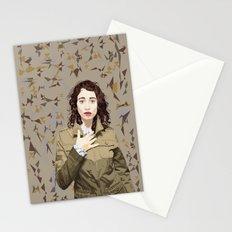 Regina Spektor Stationery Cards