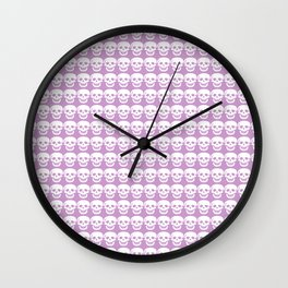the cRowd Wall Clock