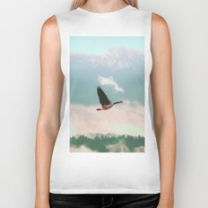 Early Bird Biker Tank