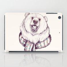Bear & Scarf iPad Case