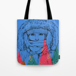 Candy Mountain Tote Bag