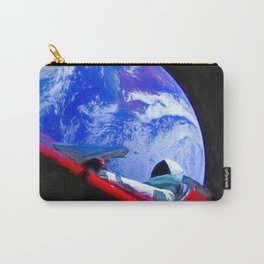 Tesla's Starman Carry-All Pouch