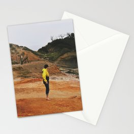 Outside the Gate Stationery Cards