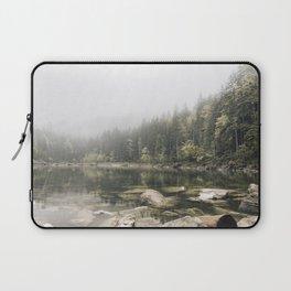 Pale lake - landscape photography Laptop Sleeve