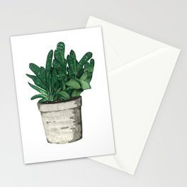 Plant no.2 Stationery Cards